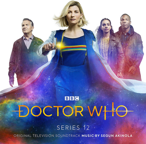 OTS DOCTOR WHO: SERIES 12 - 852 Entertainment