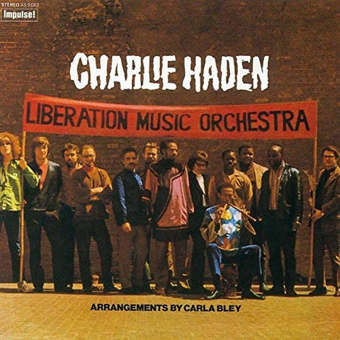 CHARLIE HADEN Liberation Music Orchestra - 852 Entertainment