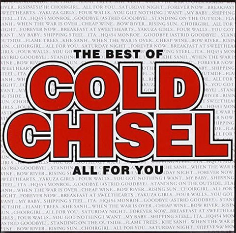COLD CHISEL Best of Cold Chisel-All for You