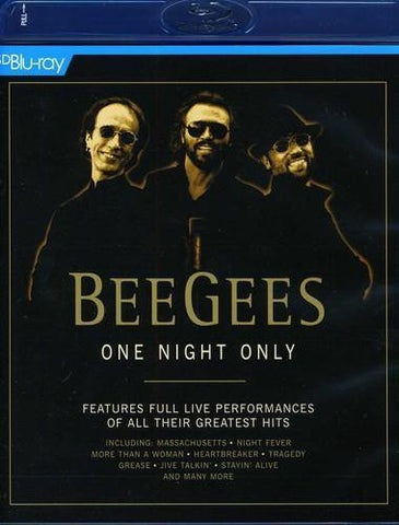 Bee Gees - One Night Only (1997) Bluray (All Regions) 2013