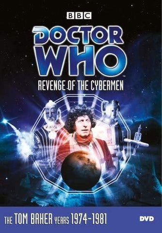 DOCTOR WHO: Revenge Of The Cybermen (1975) - 852 Entertainment
