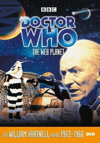 DOCTOR WHO: The Web Planet (1965) - 852 Entertainment