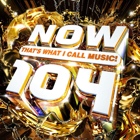 VA NOW Thats What I Call Music! 104 - 852 Entertainment