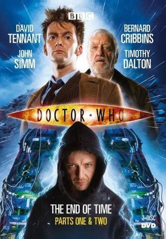DOCTOR WHO: The End Of Time Parts 1&2 (2009) - 852 Entertainment