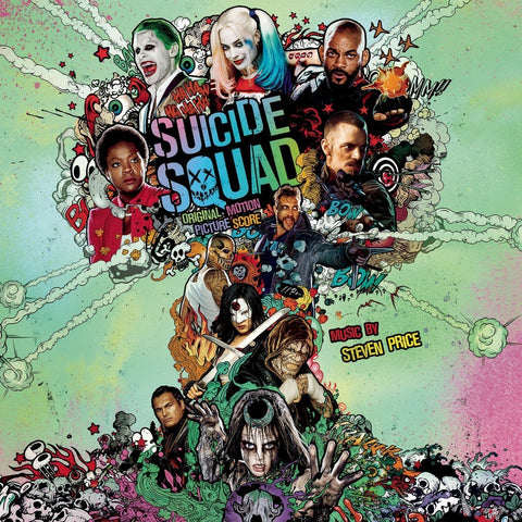 OST SUICIDE SQUAD