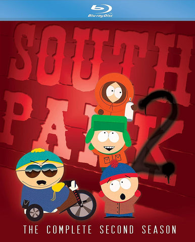 South Park: The Complete Second Season 2