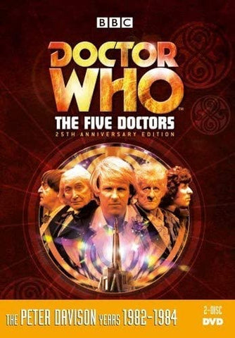 DOCTOR WHO: The Five Doctors (1983) - 852 Entertainment