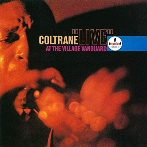 JOHN COLTRANE Live At The Village Vanguard - 852 Entertainment