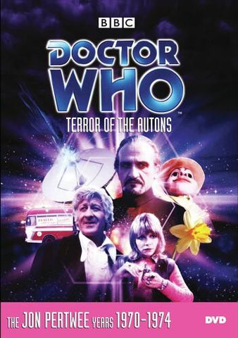DOCTOR WHO: Terror of the Autons (1971) - 852 Entertainment