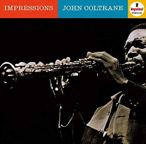 JOHN COLTRANE Impressions - 852 Entertainment