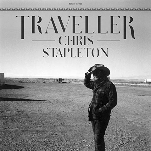 CHRIS STAPLETON Traveller - 852 Entertainment