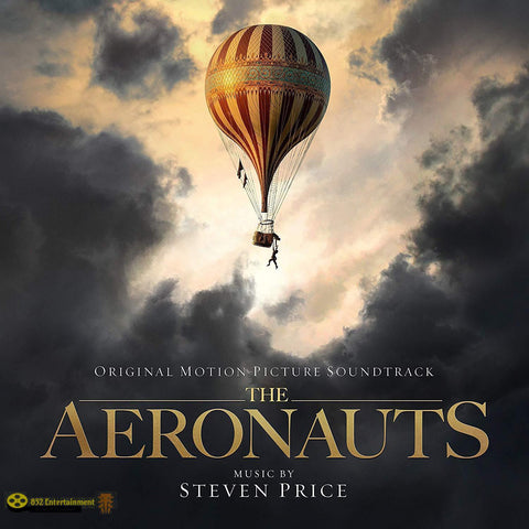 OST The Aeronauts by Steven Price