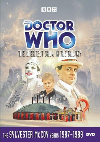 DOCTOR WHO: The Greatest Show in the Galaxy (1988) - 852 Entertainment