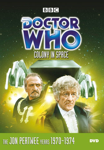 DOCTOR WHO: Colony in Space (1971) - 852 Entertainment