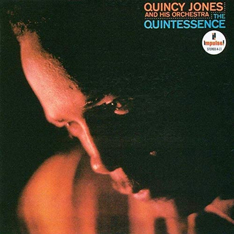 QUINCY JONES AND HIS ORCHESTRA Quintessence - 852 Entertainment