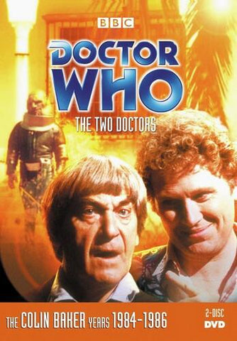 DOCTOR WHO: THE TWO DOCTORS (1985) - 852 Entertainment