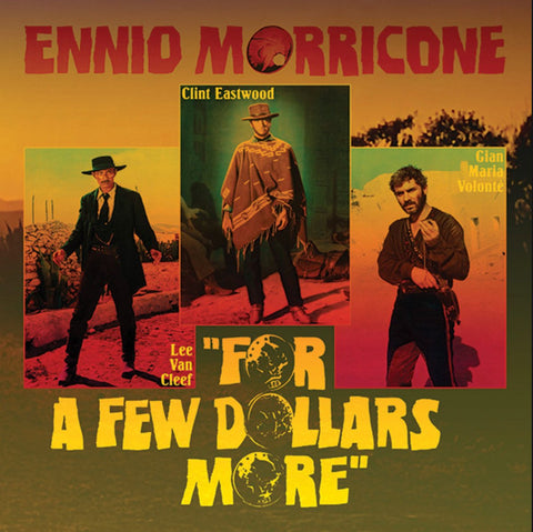 OST For A Few Dollars More by ENNIO MORRICONE - 852 Entertainment