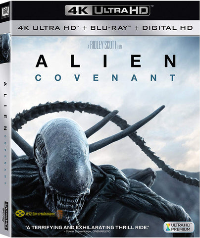 ALIEN: COVENANT 異形: 聖約 2017
