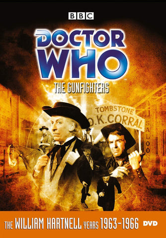 DOCTOR WHO: The Gunfighters (1966) - 852 Entertainment