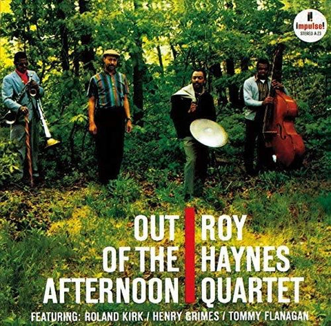 ROY HAYNES QUARTET Out Of The Afternoon - 852 Entertainment