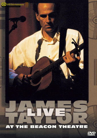 JAMES TAYLOR Live at the Beacon Theatre - 852 Entertainment