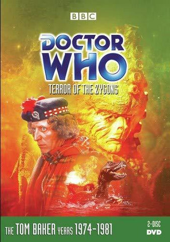 DOCTOR WHO: Terror of the Zygons (1975) - 852 Entertainment