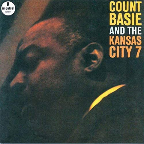 COUNT BASIE Count Basie and The Kansas City 7 - 852 Entertainment