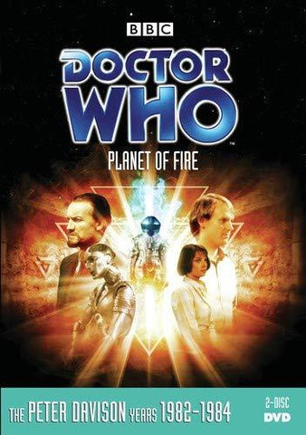 DOCTOR WHO: Planet of Fire (1984) - 852 Entertainment