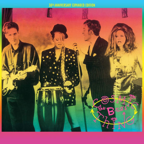THE B-52'S Cosmic Thing - 852 Entertainment
