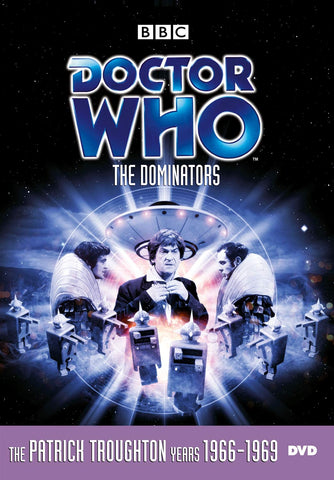 DOCTOR WHO: The Dominators (1968) - 852 Entertainment