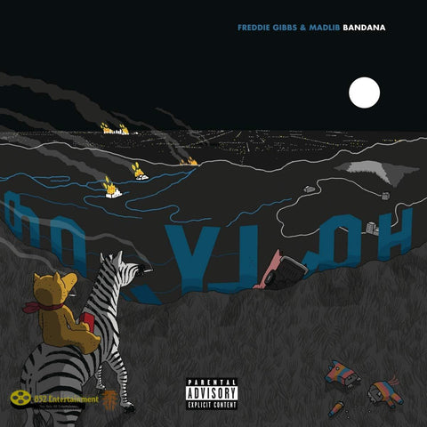 FREDDIE GIBBS & MADLIB Bandana Beats - 852 Entertainment