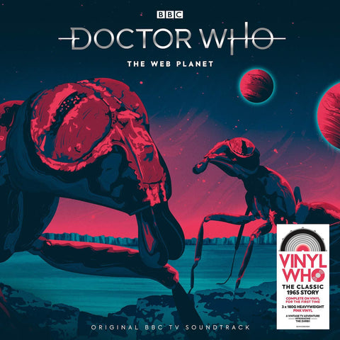 OTS DOCTOR WHO Web Planet