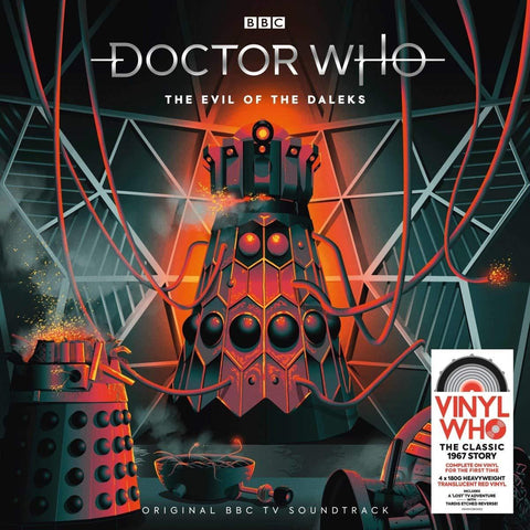 OTS DOCTOR WHO: Evil of the Daleks