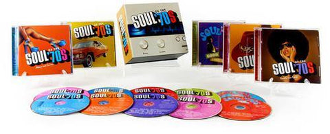 VA - Soul Of The '70s 10CD 2017