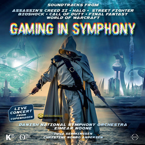 DANISH NATIONAL SYMPHONY ORCHESTRA Gaming in Symphony