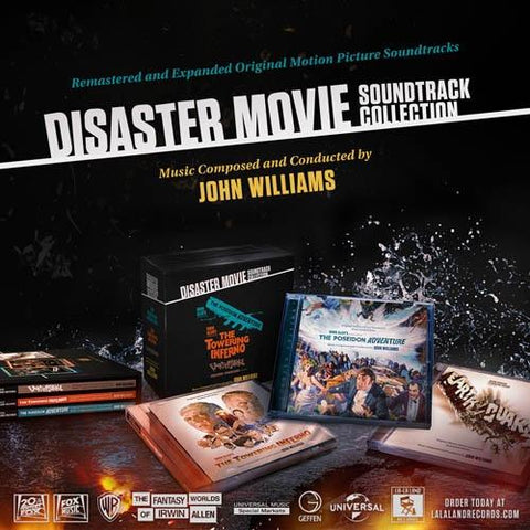 VA DISASTER MOVIE SOUNDTRACK COLLECTION – MUSIC BY JOHN WILLIAMS - 852 Entertainment