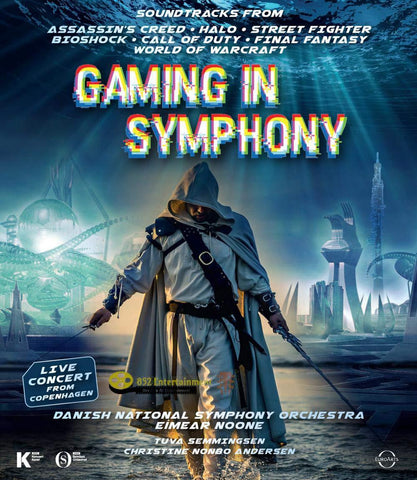 DANISH NATIONAL SYMPHONY ORCHESTRA Gaming in Symphony - 852 Entertainment