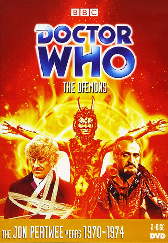 DOCTOR WHO: THE DAEMONS (1971) - 852 Entertainment