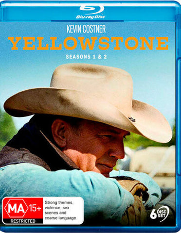YELLOWSTONE: Seasons 1 & 2 (2018)