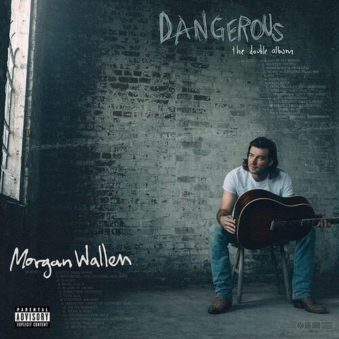 Morgan Wallen - Dangerous: The Double Album 3LP 2021