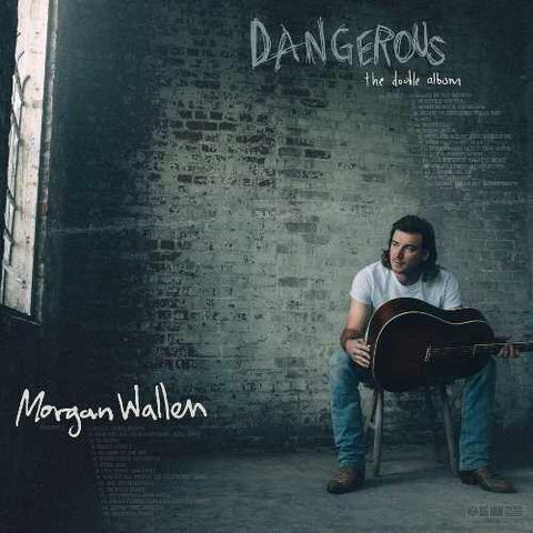 Morgan Wallen - Dangerous: The Double Album 2CD 2021