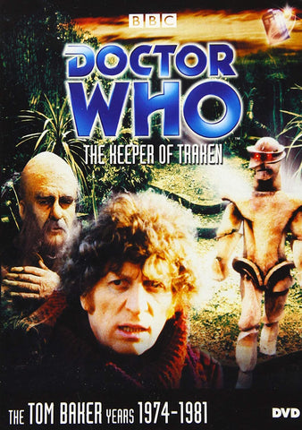 DOCTOR WHO: THE KEEPER OF TRAKEN (1981) - 852 Entertainment