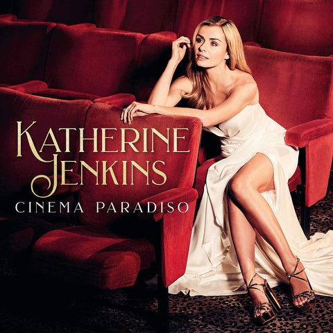 KATHERINE JENKINS Cinema Paradiso - 852 Entertainment