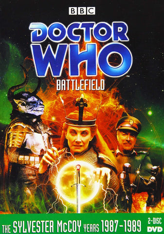 DOCTOR WHO: BATTLEFIELD (1989) - 852 Entertainment