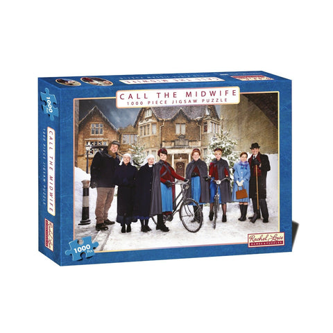 CALL THE MIDWIFE 1000PC WINTER PUZZLE