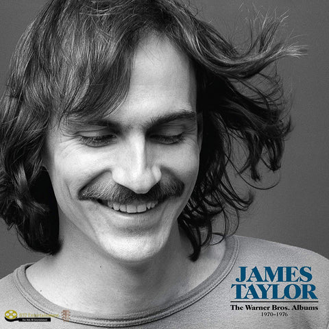 JAMES TAYLOR Warner Bros. Albums: 1970-1976