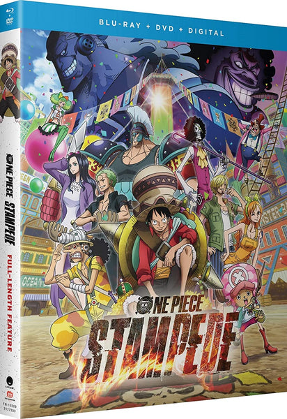 ONE PIECE: STAMPEDE (2019) - 852 Entertainment