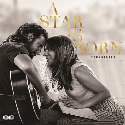 OST A STAR IS BORN by Lady Gaga - 852 Entertainment