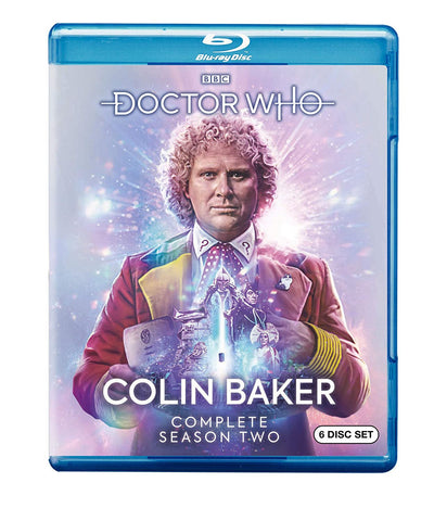 DOCTOR WHO: Colin Baker: Complete Season Two (1986)