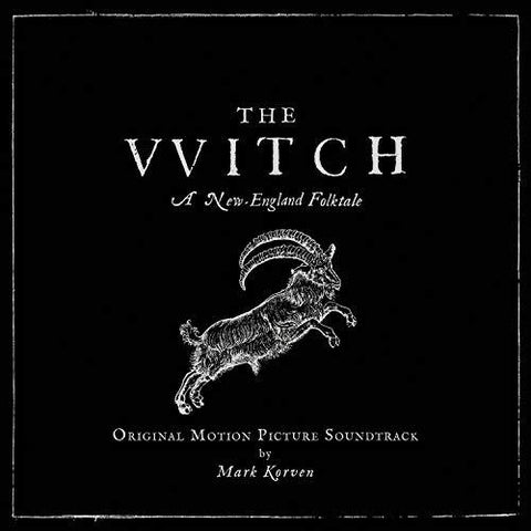 OST The Witch BY Mark Korven